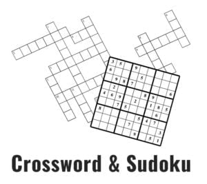 FDN ENTERTAINMENT > CROSSWORD & SUDOKU 1