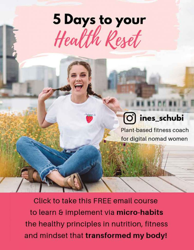 FDN AD > 5 Days To Your Health Reset 1