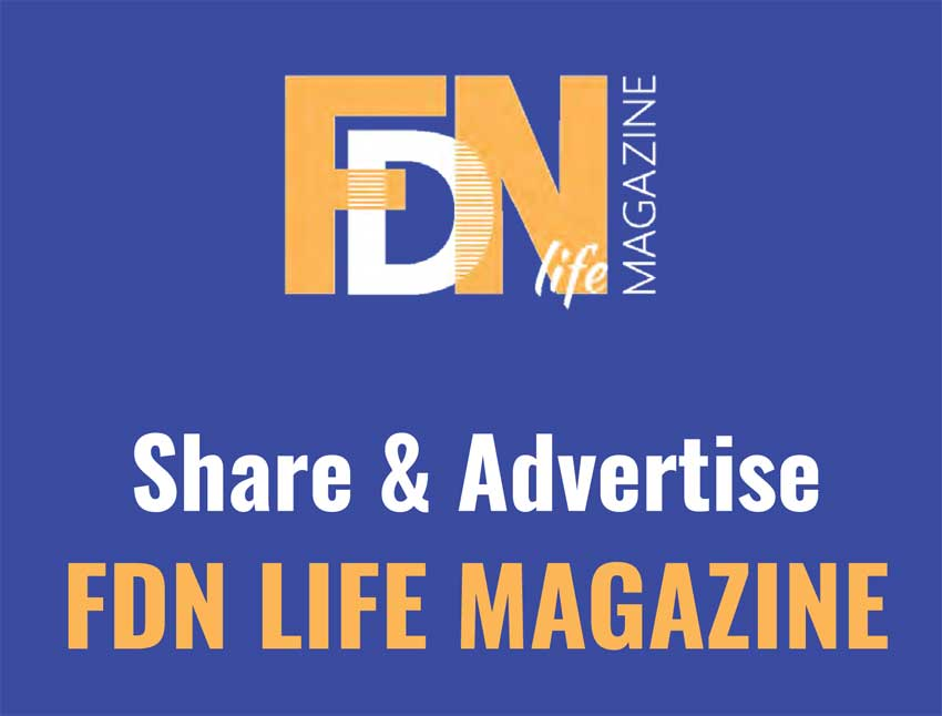 Advertise in FDN Life Magazine