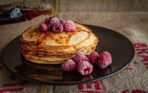 FDN Life Magazine - Wheat-Flour Eggless Pancakes
