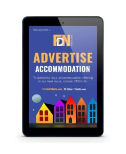 Advertise in FDN Life Magazine - the premium work and lifestyle magazine by and for freelancers, digital nomads, remotes and location independents