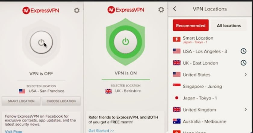 PROTECT YOUR ONLINE  PRESENCE THROUGH A VPN 1