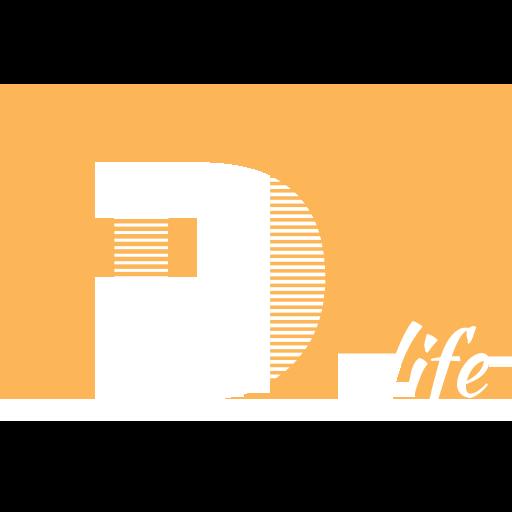 FDN Life White Logo