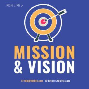 FDN Life Mission & Vission Banner