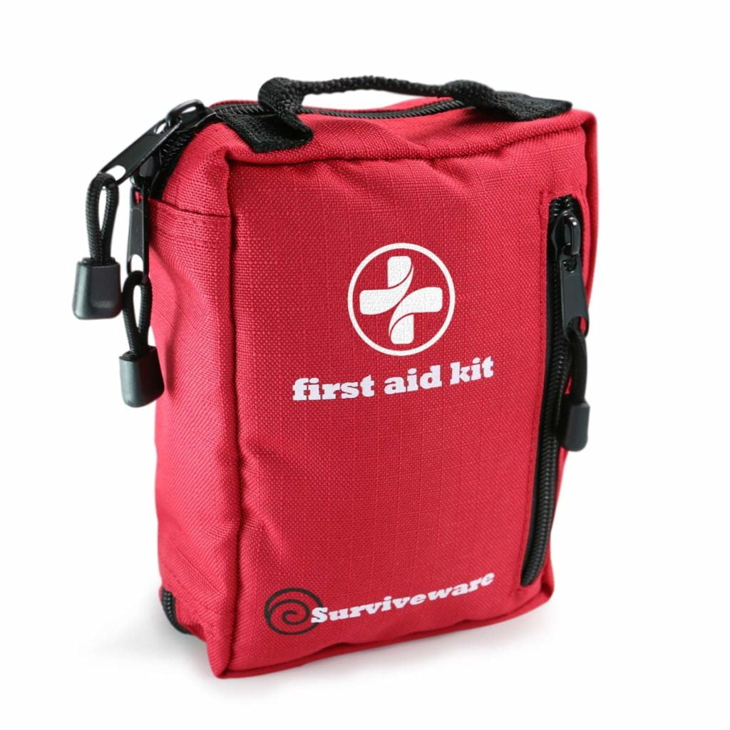 FDN Life Magazine - Small First Aid Kit for Digital Nomad, Freelancer, Remote Worker or Location Independent - From Amazon.com