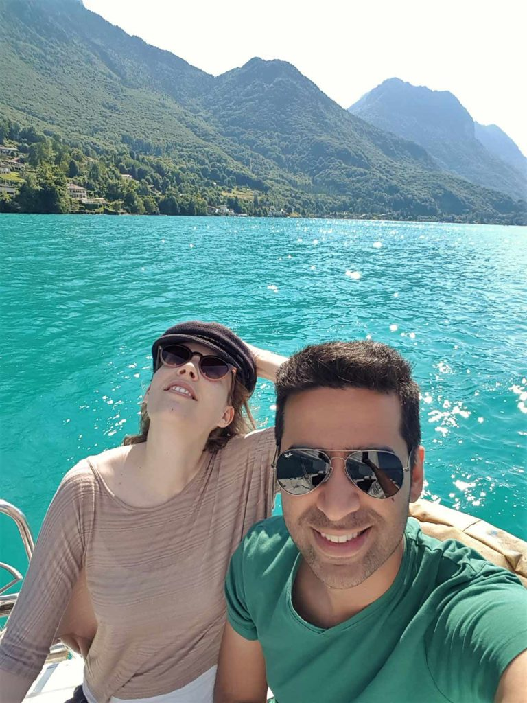 FDN Life Magazine - Meet Digital Nomad Couple Fanny Caloz & Haz Memom