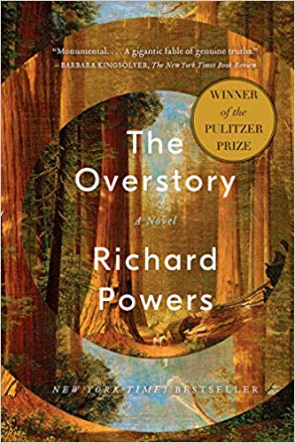 FDN Life Magazine - Top Book for Freelancers, Digital Nomads, Remotes, Location Independents - The Overstory by Richard Powers