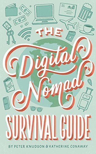 FDN Life Magazine - Top Book for Freelancers, Digital Nomads, Remotes, Location Independents - The Digital Nomad Survival Guide by Peter Knudson & Katherine Conaway