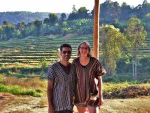 FDN Life Magazine - Meet Digital Nomad Couple Fanny Caloz & Haz Memom