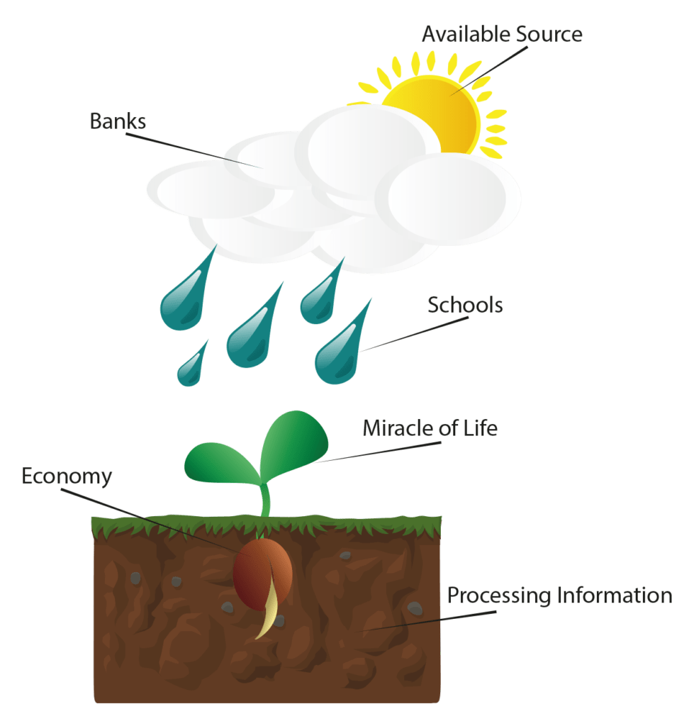 FDN LIFE MAGAZINE - Jim Rohn - Lesson 3 - Infographic
