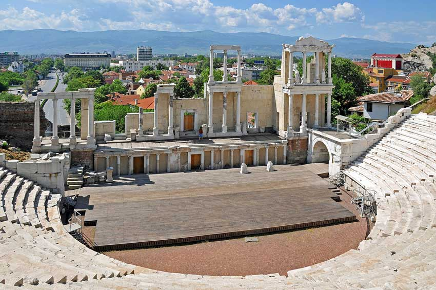 PLOVDIV (BULGARIA) - Oldest Cities in the world - FDN Life Magazine - Issue 4