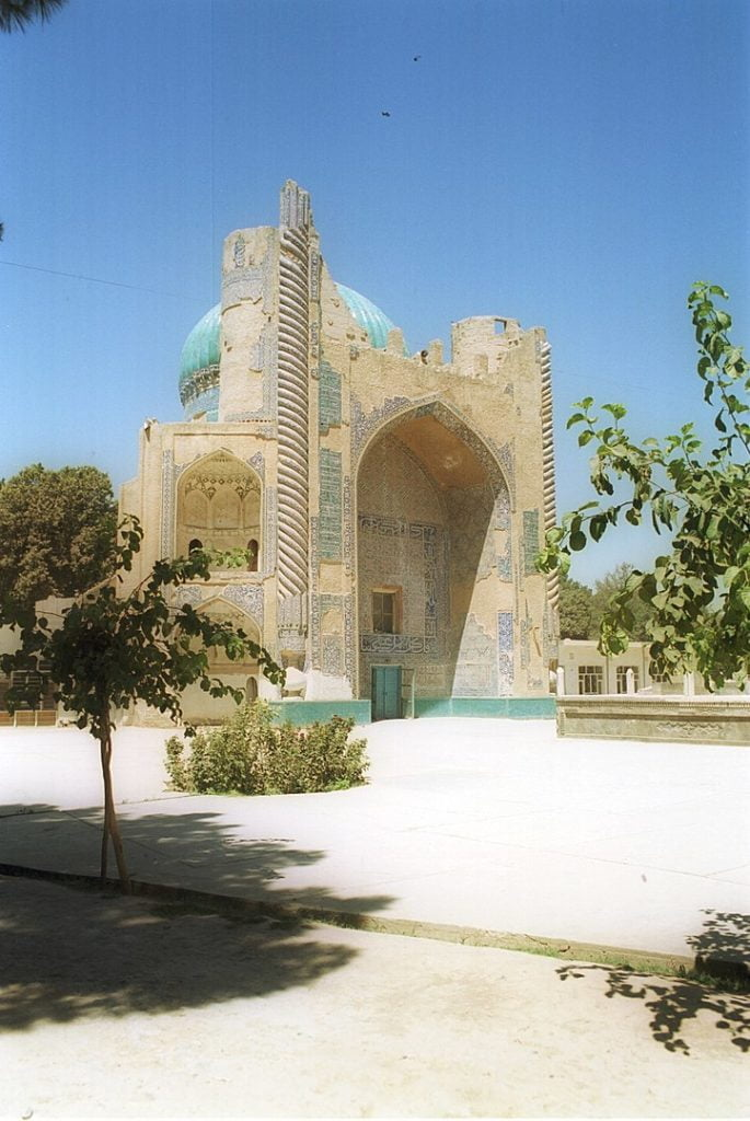 BALKH (AFGHANISTAN) - Oldest Cities in the world - FDN Life Magazine - Issue 4