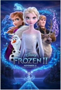 FDN Life Magazine - Entertainment compiled by Ryan Boucher - Frozen II Review