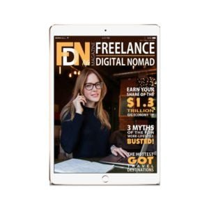 Read the 1st issue of FDN Life Magazine - the premium work and lifestyle magazine by and for freelancers, digital nomads, remotes and location independents