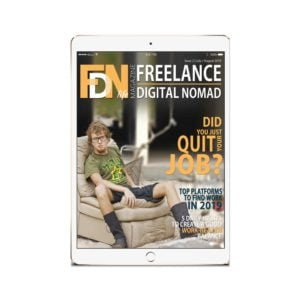 Read the 2nd issue of FDN Life Magazine - the premium work and lifestyle magazine by and for freelancers, digital nomads, remotes and location independents