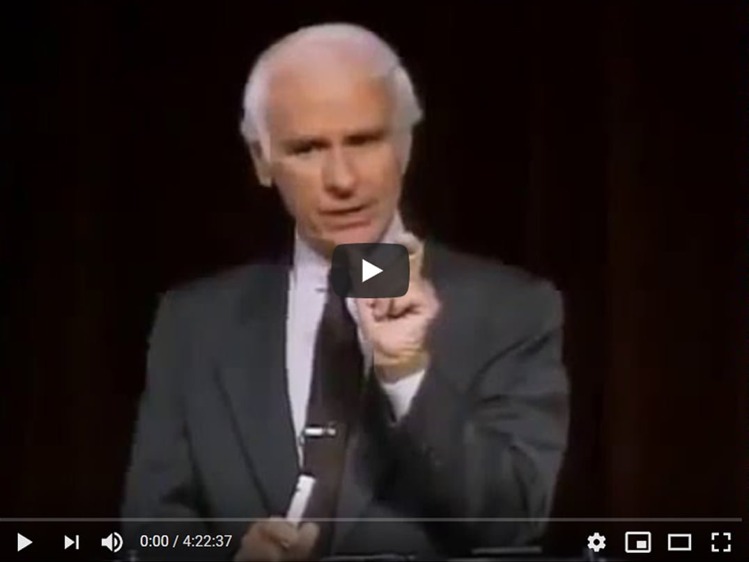 FDN LIFE MAGAZINE - ISSUE 4 > MENTOR OF THE YEAR – JIM ROHN - Lesson 5