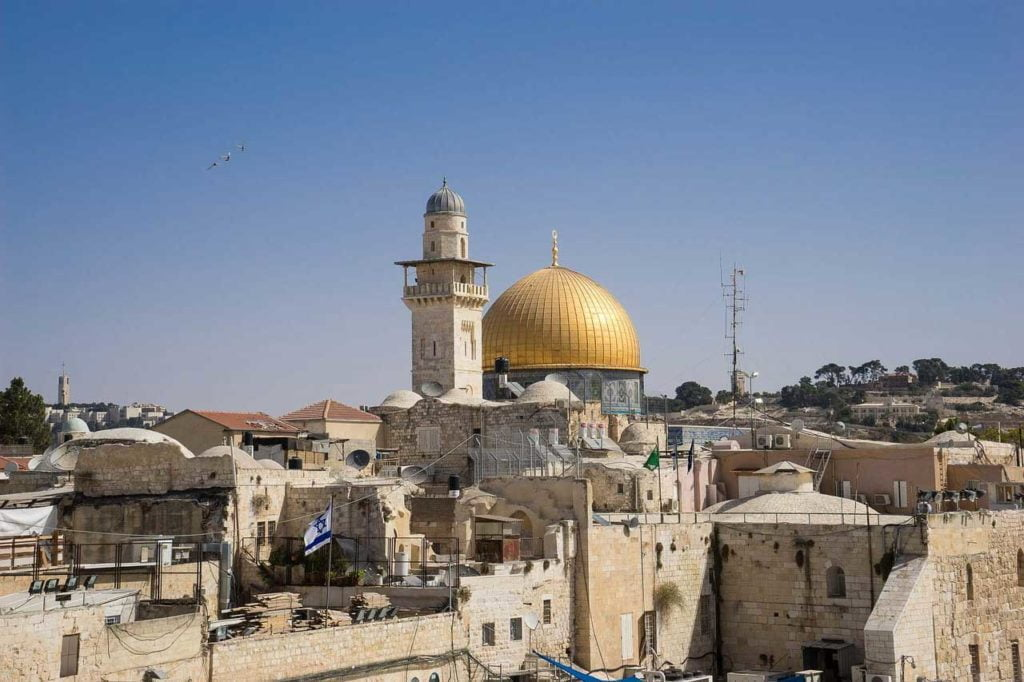 Jerusalem - Oldest Cities in the world - FDN Life Magazine - Issue 4