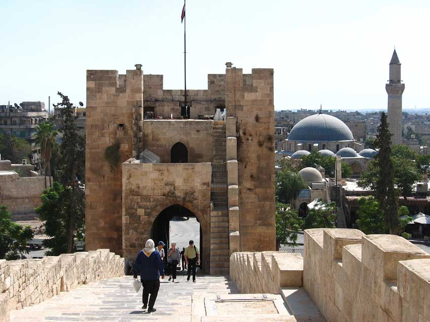 ALEPPO (SYRIA ) - Oldest Cities in the world - FDN Life Magazine - Issue 4
