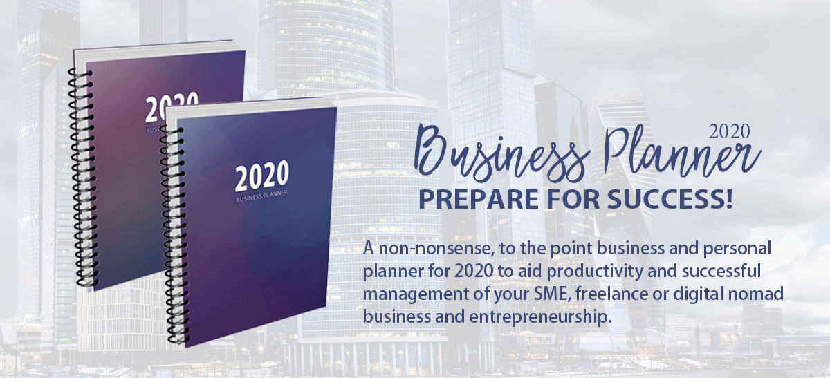 MBS Business Planner 2020 Advertisement