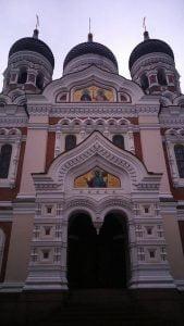 St. Alexander Nevsky Cathedral Tallinn, Estonia