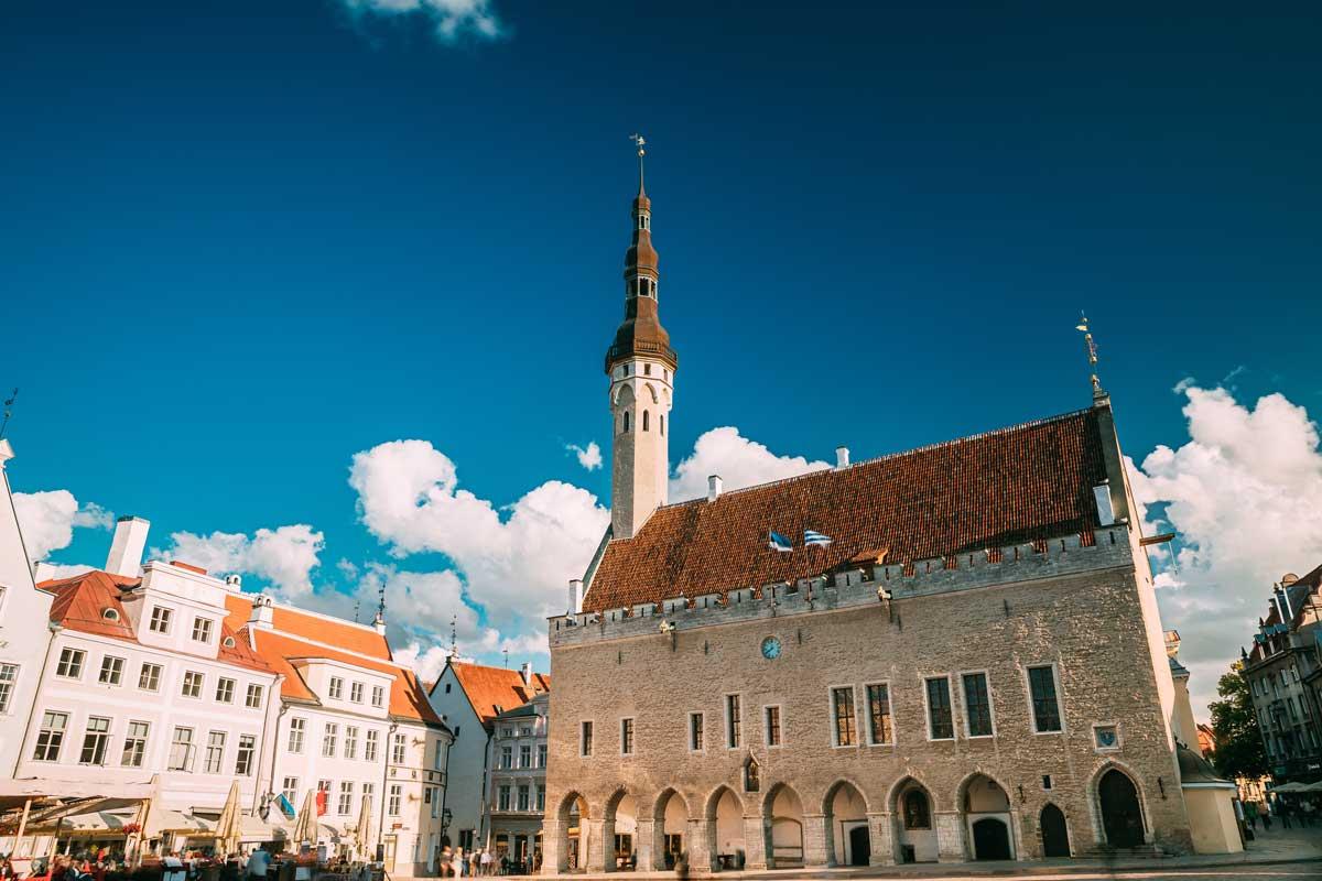 Town Hall - Tallinn, Estonia