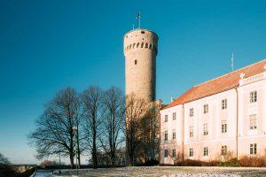Seat of Parliament - Talinn, Estonia - Castle
