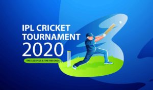 IPL CRICKET 2020 - THE LEGENDS AND THE RECORDS