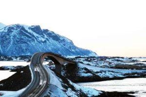 Atlantic Road Norway - 10 Most Dangerous Roads In The World