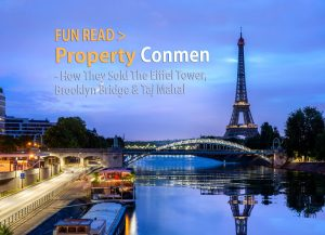 FDN Life Magazine - May to June 2020 Issue 7 - Property Investment > Buying The Eiffel Tower, Taj Mahal or Brooklyn Bridge