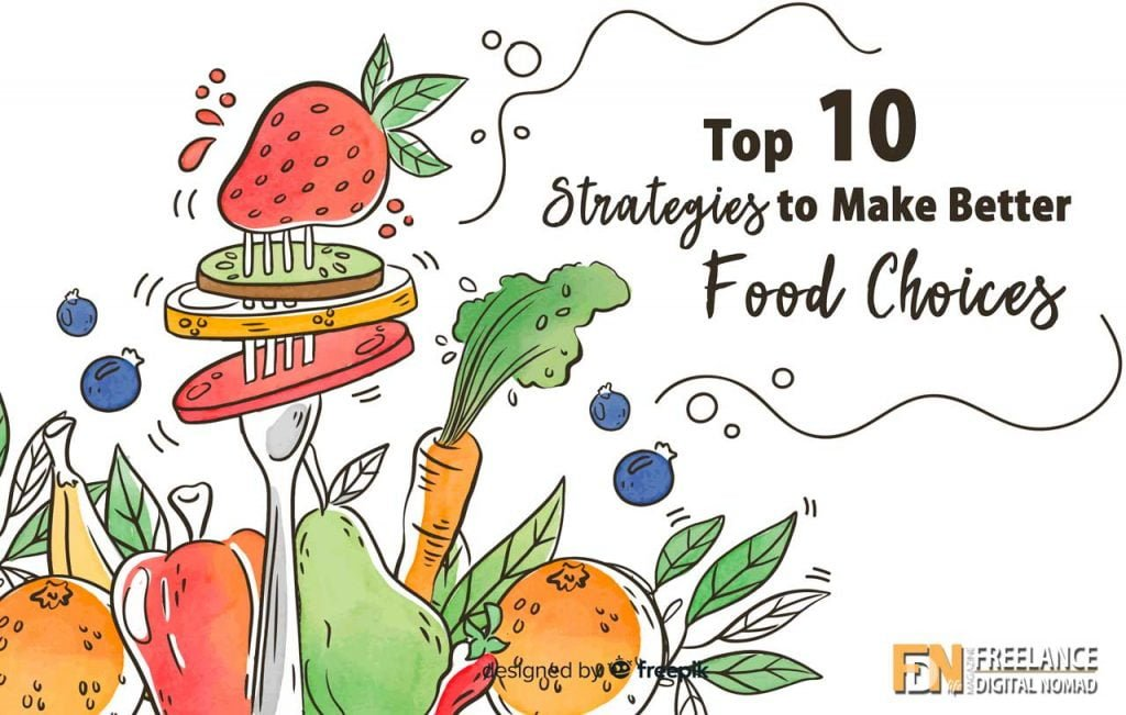 FDN Life Magazine - Issue 8 - July to September 2020 - Top 10 Strategies to Make Healthier Food Choices
