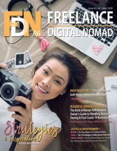 FDN Life Magazine - Issue 8 - July to September 2020 - Premium Magazine for Freelancers, Digital Nomads, Remotes, Location Independent Startups, Business Owners, Hustlers and Entrepreneurs