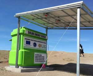 FDN Life Magazine 2021 - SolarTurtle in Lesotho