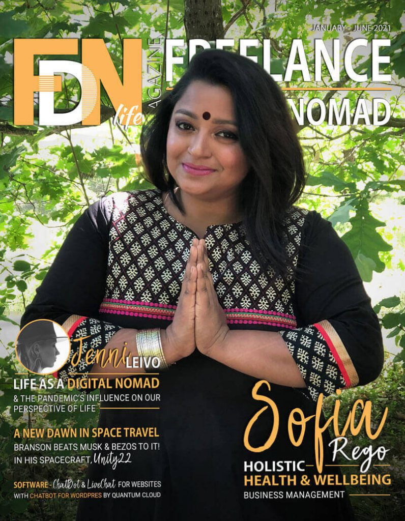 FDN Life Magazine Issue 10 - Jan to December 2021