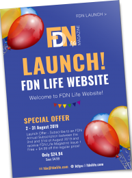 FDN Life - Website Launch Special Offer